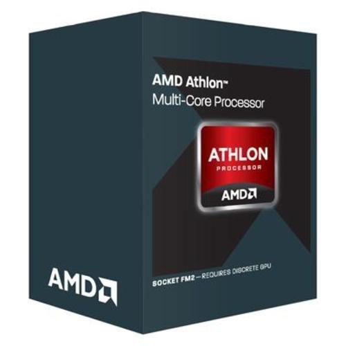 AMD Athlon X4 AD750KWOHJBOX 100W 3.4Ghz Processor (Renewed)