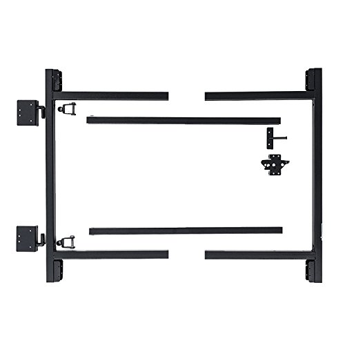 2 Rail Gate - Adjust-A-Gate 36 inch H / 36 inch-60 inch W Original Series 2 rail adjustable gate frame kit