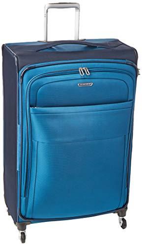 Samsonite Eco Lite Spinner Carry-On Luggage Large Blue Travel Bag