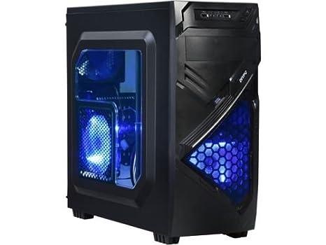 Amazon.com: diypc alnitak-bk Negro USB 3.0 ATX y micro-ATX ...