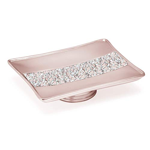 (Popular Bath Sinatra Soap Dish, Blush)