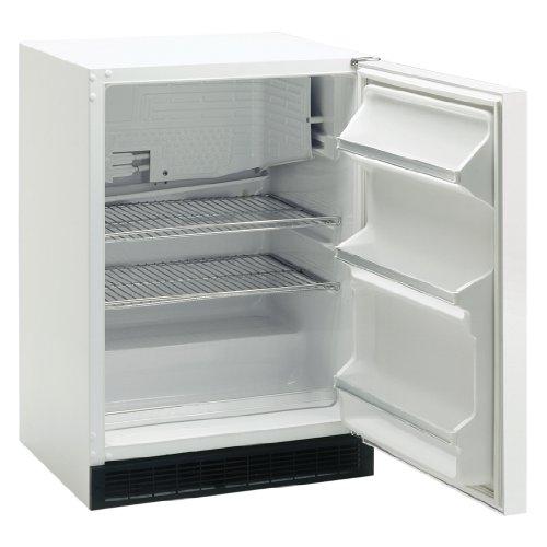 Marvel Scientific 6FAR0002 Built-In Flammable Material Refrigerator with Door Lock and Right Hinge Door, White ()