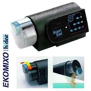Hydor Ekomixo Battery Operated Fish Feeder 9
