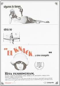 El Knack ... Y Como Conseguirlo [DVD]