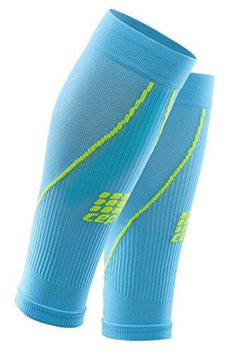 CEP Sleeve Cep Pro+ Calf Sleeves 2.0 - Calcetines hawaii blue