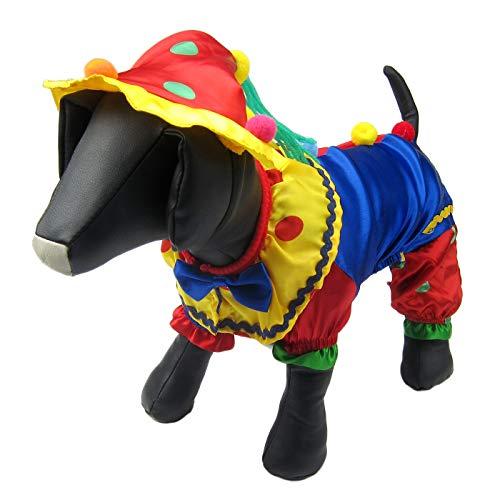 Alfie Pet - Danube Clown Costume - Size: -