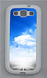 Samsung Galaxy S3 I9300 Cases & Covers - Highway Wonders Custom TPU Soft Case Cover Protector for Samsung Galaxy S3 I9300 - White