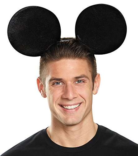 [Oversized Mickey Mouse Ears] (Mouse Costume Makeup)