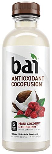Cocofusions Coconut Raspberry Antioxidant Flavored product image