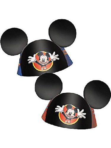 mickey mouse cone hats - 4