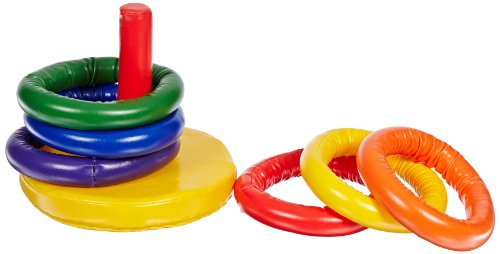 Sportime Soff Ring Toss Game Assorted