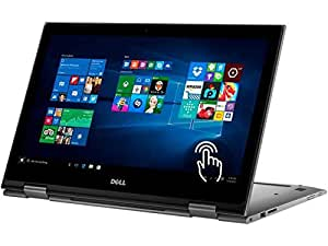 Dell Inspiron 5578 2in1 (Intel Core i5, 7th Generation, 8 GB Ram, 1 TB Hard, X360, Touch, 15.6 Inches) Silver, Window 10