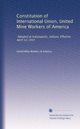 united mine workers of america - 8