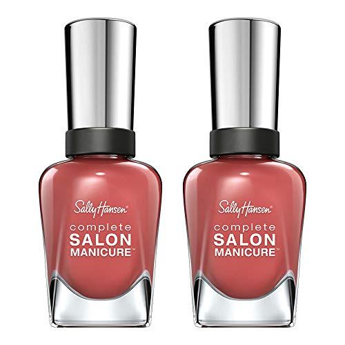 Sally Hansen Complete Salon Manicure Ginger Zinger, 2 Count