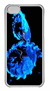 iPhone 5C Case, Personalized Custom Tenghost for iPhone 5C PC Clear Case