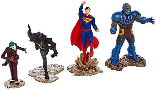 Schleich DC Villains & Heroes 4-Piece Set