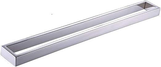 25 inch Single Rod Bathroom or Kitchen Hand Towel Bar Towel Rail Chrome 600mm