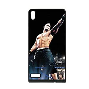 Generic Abstract Phone Case For Child Custom Design With Wwe John Cena For Huawei P6 Choose Design 3