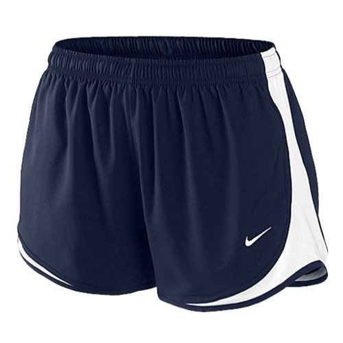 NIKE Women Racer Short-Navy-Small