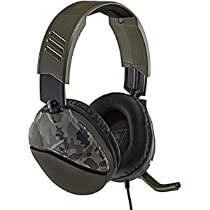 Turtle Beach Recon 70 Green Camo Gaming Headset for Xbox One & Xbox Series X|S, PlayStation 5, PS4 Pro & PS4, Nintendo…