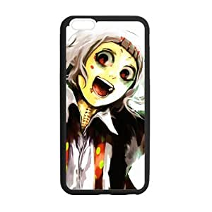 the Case Shop- Customizable Tokyo Ghouls Limited Edition iPhone 6 Plus 5.5 Inch TPU Rubber Protective Hard Back Case Cover Skin , i6pxq-511