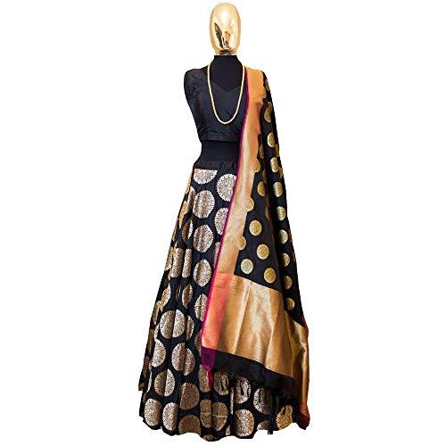 pure banarasi party wear lehenga choli designer wedding lengha trendy culture0008