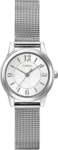 4 opinioni per Timex T2P457 Orologio da Polso, Quadrante Analogico da Donna, Cinturino in