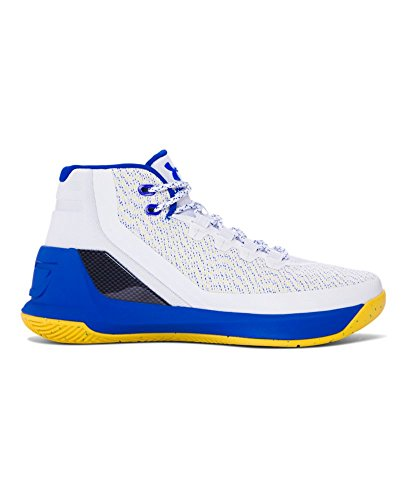 a6b9faec07f9 Galleon - Under Armour Boys  Grade School UA Curry 3 Basketball Shoes 4.5 M  US Dub Nation Home