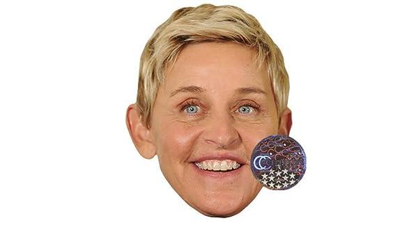 MULTIPACK Celebrity Face Masks Hollywood Stars