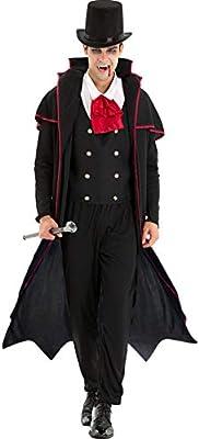 Child Victorian Vampire Red Black Cape Costume Jacket Vest Jabot Halloween Boys