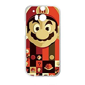 DAZHAHUI Special Mario Cell Phone Case for HTC One M8