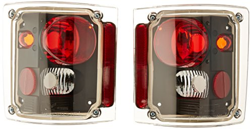 Xtune ALT-JH-CCK73-BK Tail Light