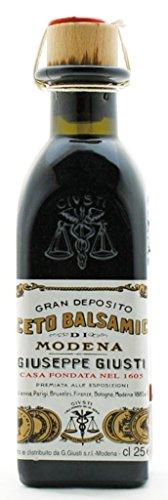 Giuseppe Giusti - Aceto Balsamico Essig aus Modena - 250ml