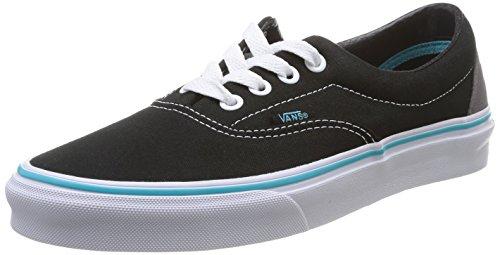 Bestelwagens Tijdperk Unisex-adult Sneakers Black ((pop) Black / Blu Fjw)