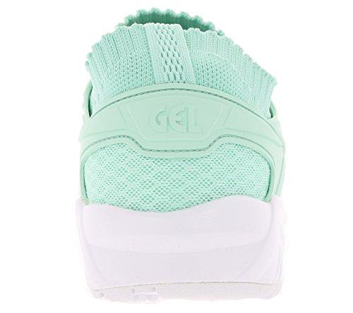 Asics Gel-kayano Trainer Knit - Zapatos de entrenamiento de carrera en asfalto para hombre verde menta