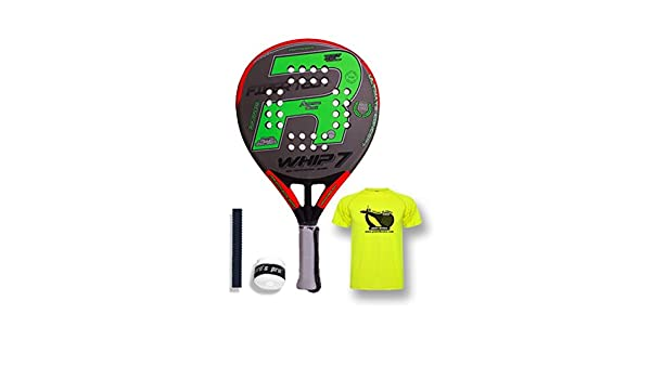 Pala Royal Padel 790 Whip Polietileno 2017: Amazon.es: Deportes y ...