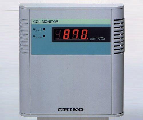 チノー1-9265-01CO2モニターMA1002アラーム機能 B07BD2VYYR