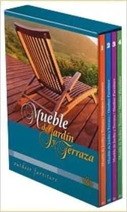 Mueble De Jardin Y Terrazas. 4tomos Incluye Cd. .. V: VARIOS ...