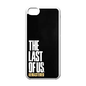 The Last Of Us iPhone 5c Cell Phone Case White Customized Gift pxr006_5242835