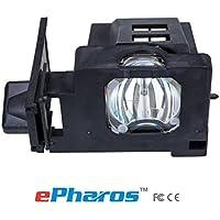 ePharos TY-LA2006 Replacement Lamp compatible bulb with generic Housing for PANASONIC PT-61DLX26; PT-61DLX76; PT-56DLX76