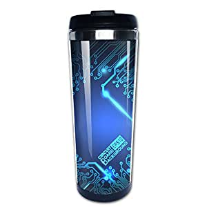 KOBOSS 16 Resuable And Outdoor Beautiful Traveling Cup For Business,Travel,Sporting With 400 Ml Of Capacity