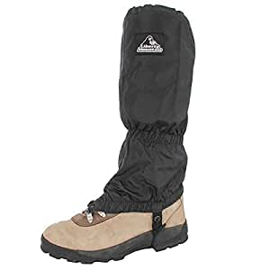 Liberty Mountain Nylon Gaiter (Black)