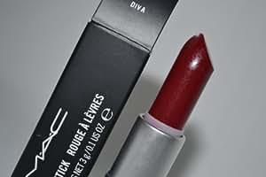 Mac diva matte lipstick beauty - Mac diva lipstick price ...
