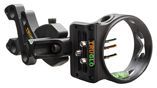 - TRUGLO Storm Ultra-Lightweight Compact Bow Sight, 3-Pin