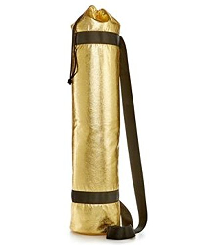 Yoga Mat CARRIER BAG by TwelveNYC Gold - NWT
