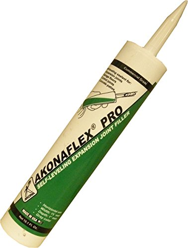 Akonaflex Pro Self-Leveling Expansion Joint Filler 10oz. ...