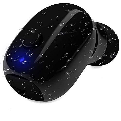 IP68 Professional Waterproof Wireless Bluetooth Earphone, Mini Wireless Bluetooth V4.2 Earbud Sport Headphone Sweat Proof Stable Fit in Ear Workout Headset for Underwater Sport Swimming Diving