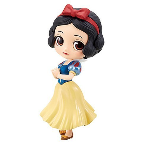 Snow White and the Seven Dwarfs QPosket Disney Characters - Snow White Normal Color Ver (White Snow Statue)