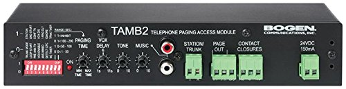Bogen TAMB2 Telephone Paging Access Module - Paging Access Module