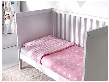 Ikea SUNDVIK cuna de blanco